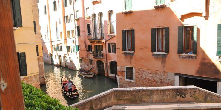 Santa Marina primo Piano Nobile con affaccio su rio