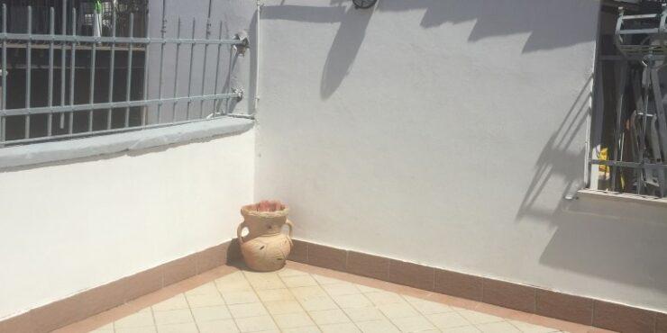 Introvabile mansarda con terrazza