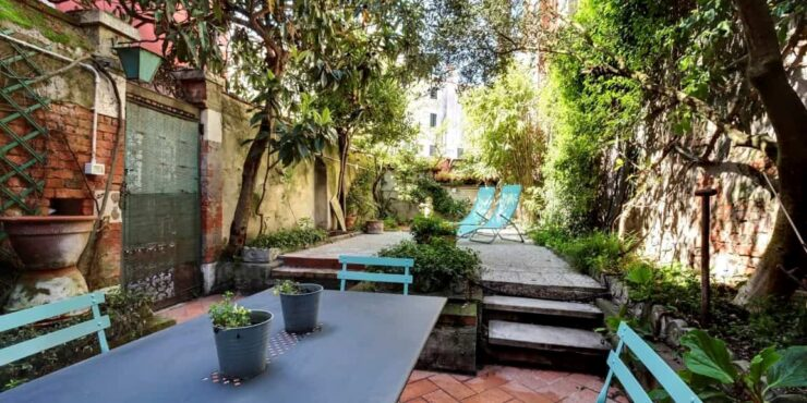 Abitazione di charme con giardino e terrazza