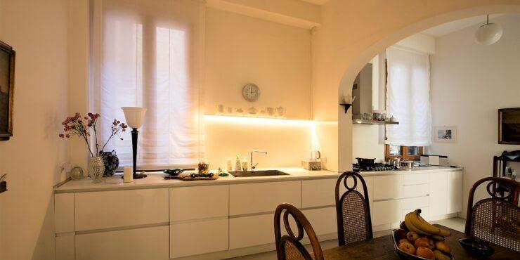 Appartamento luminosissimo con affaccio canale